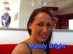Mandy braucht viele Schwänze