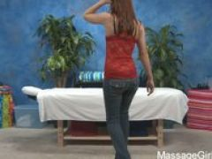 Sexy Massage mit geilem Fick